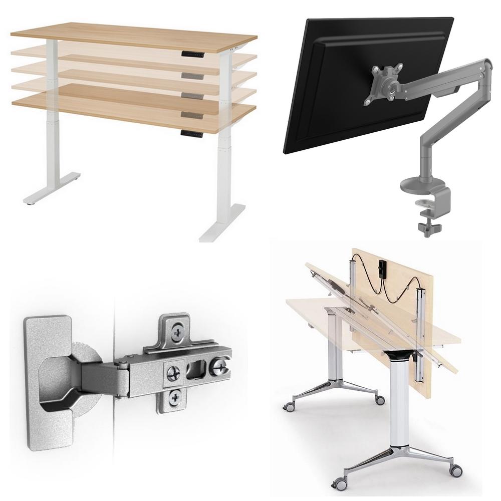 COMPOMEUBLE Les composants des meubles