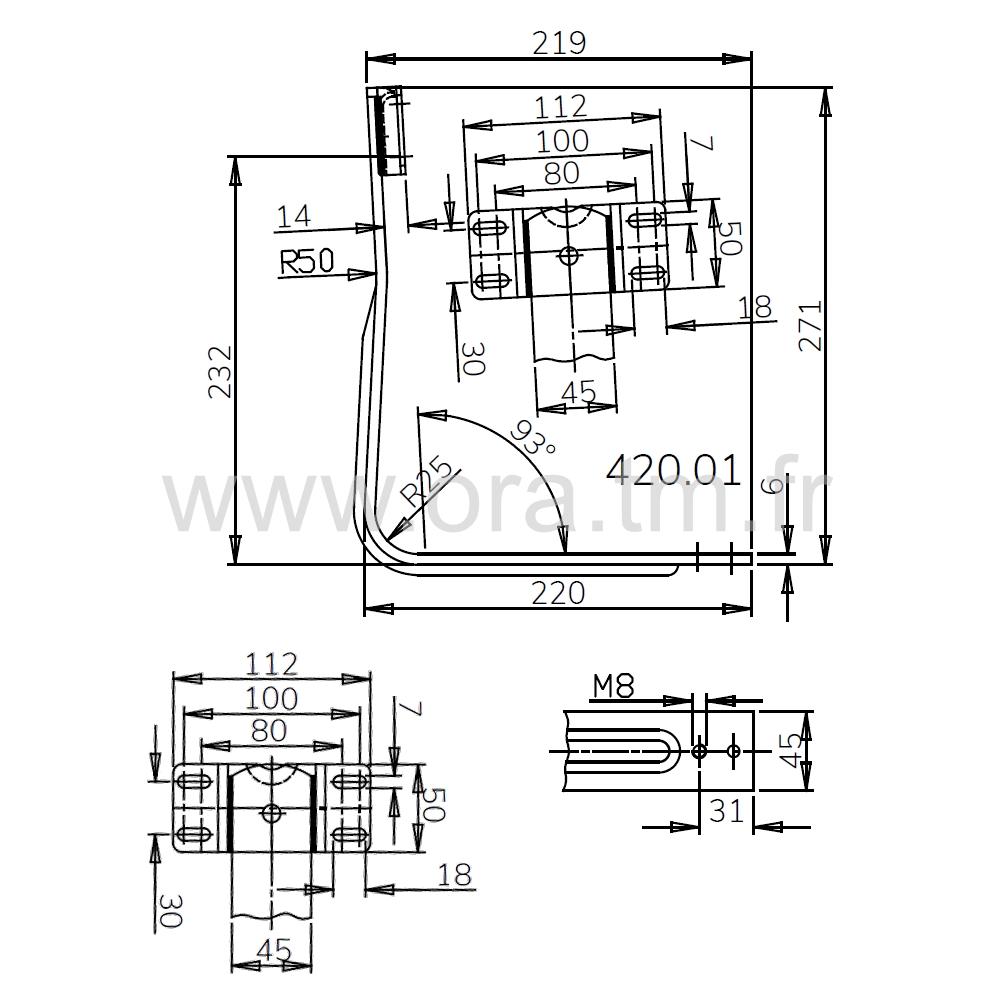 SDL 45R220X271