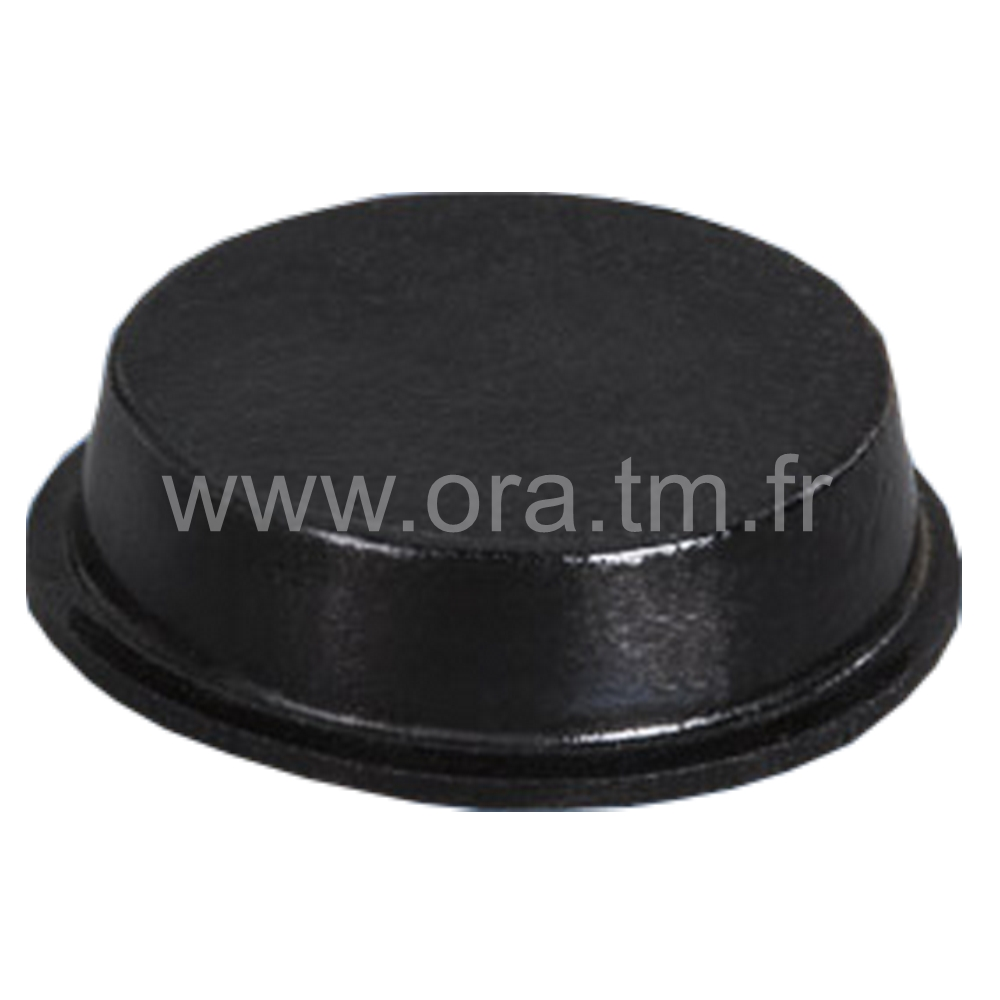 BUE1 - BUTEE AMORTISSEUR - FIXATION ADHESIVE