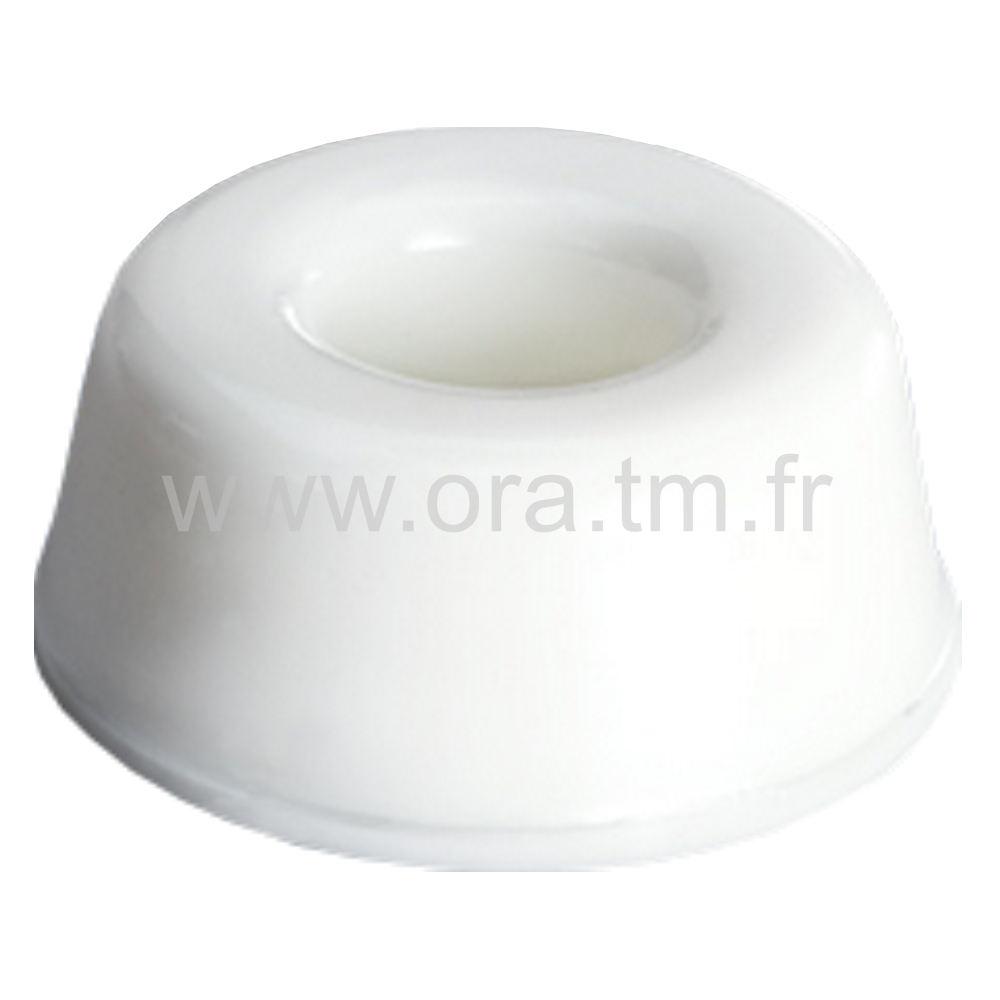 BUE4 - BUTEE AMORTISSEUR - FIXATION ADHESIVE