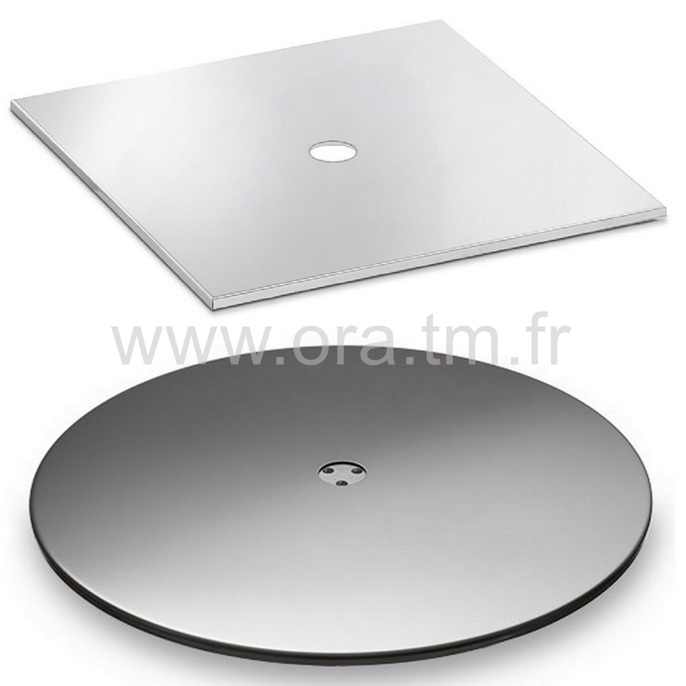 BASINOX - PIETEMENT - BASE PLATE