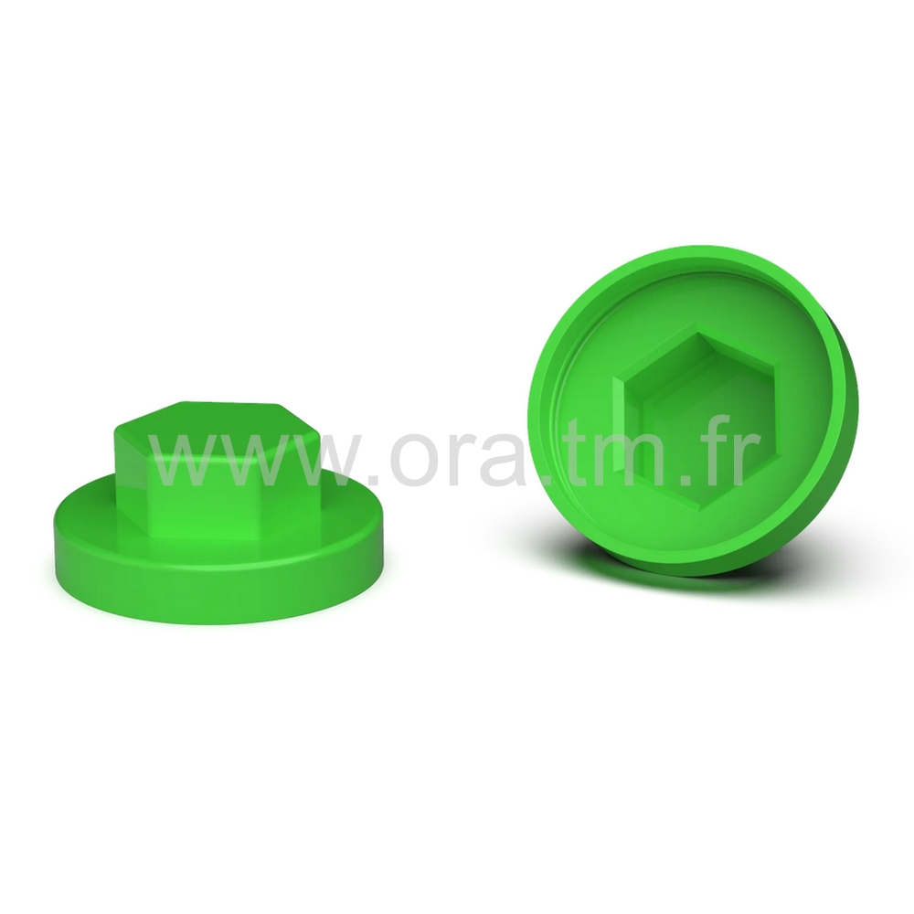 CVHR - CACHE VIS PROTECTION - TETE HEXAGONALE