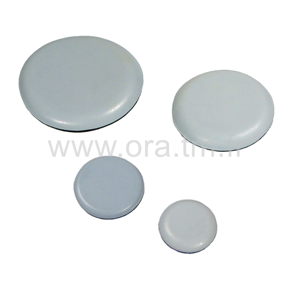 PAG - PATIN GLISSOR PTFE - CYLINDRIQUE FIXA ADHESIVE