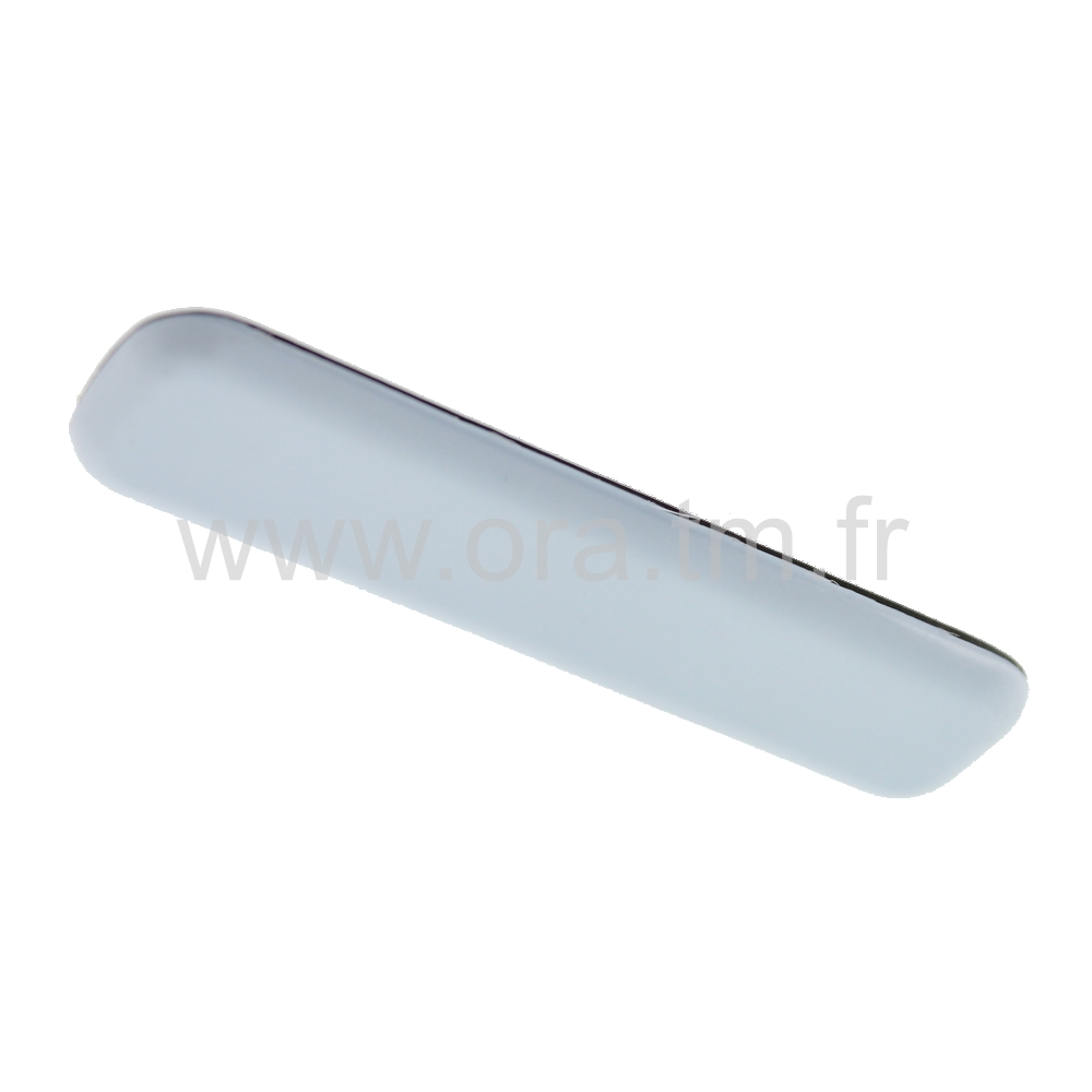 PAGR - PATIN GLISSOR PTFE - BASE RECTANGULAIRE