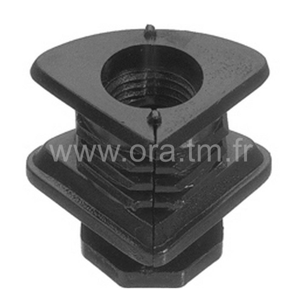 IVQR - INSERT VERIN - SECTION QUART DE ROND