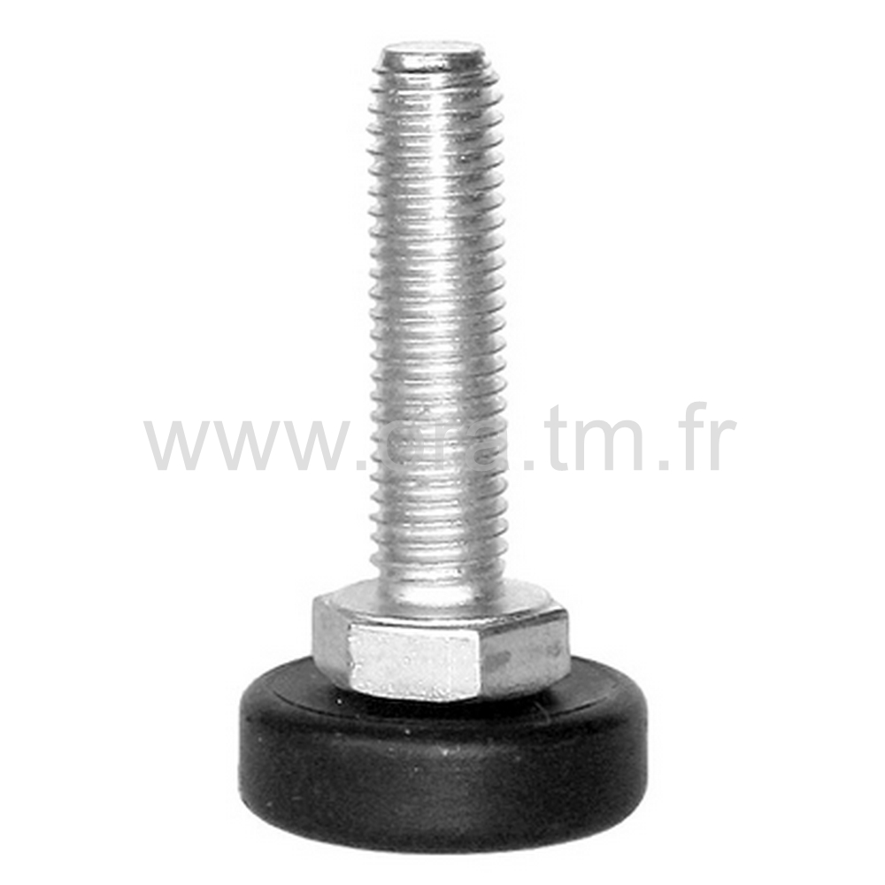 VIC - VERIN GYROSCOPIQUE - BASE CYLINDRIQUE