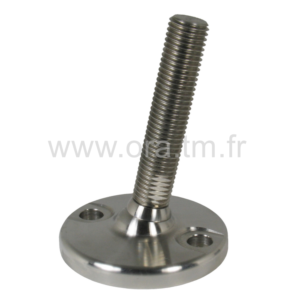 VSF - VERIN MACHINE PIVOTANT - BASE CYLINDRIQUE