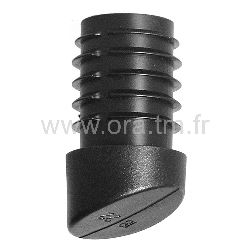 EAJ - EMBOUT A AILETTES - SECTION CYLINDRIQUE