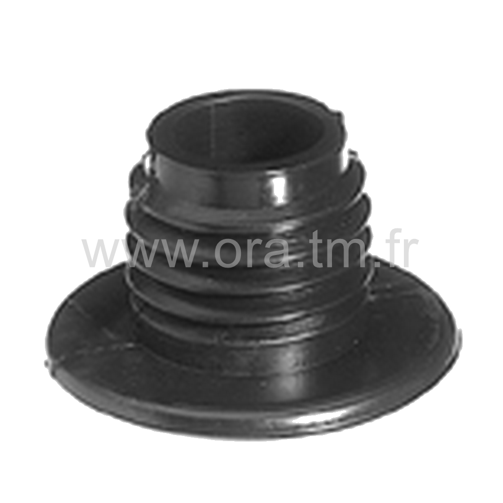 EDB - EMBOUT A AILETTES - SECTION CYLINDRIQUE