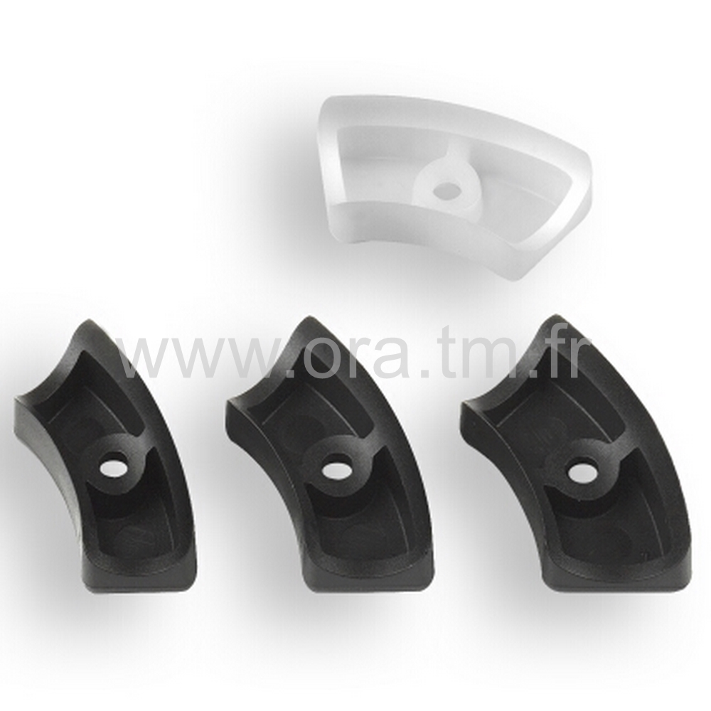 ESBC - EMBOUT TRAINEAU - SECTION TUBE CYLINDRIQUE