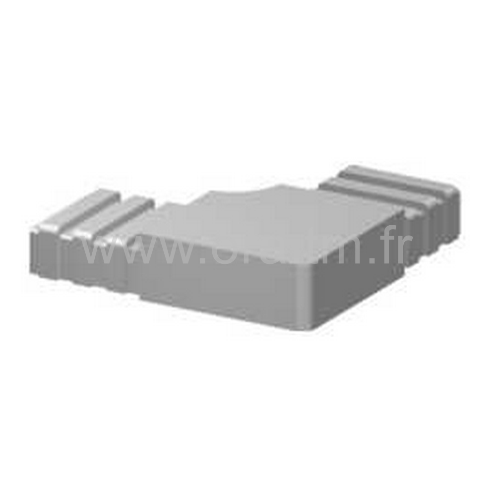 MJR2 - RACCORD MULTIBRANCHE - SECTION RECTANGULAIRE