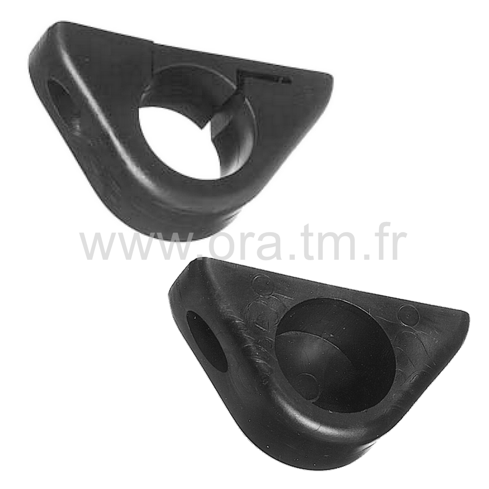 SUP - SUPPORT DE PIVOTEMENT - SECTION TUBE CYLINDRIQUE