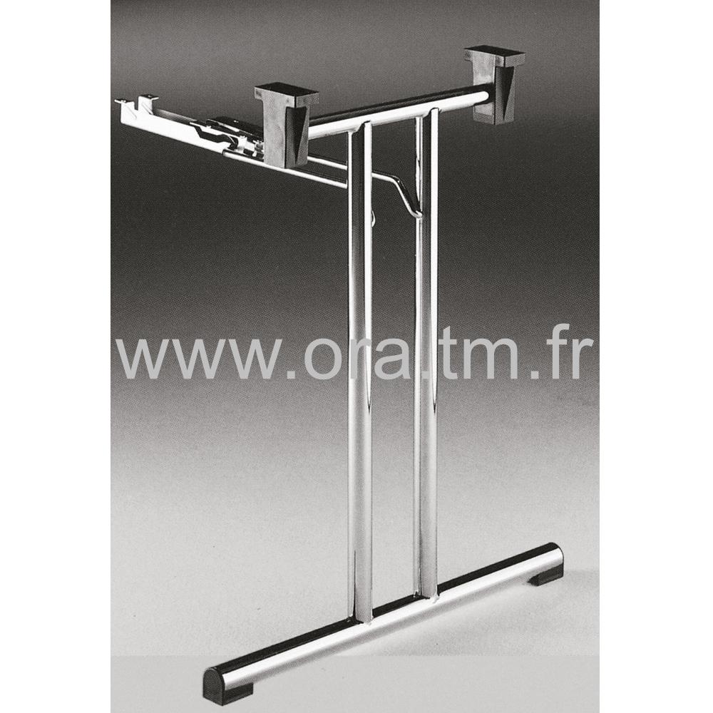 Mecapli Composants De Table Pietement Table Pliante Ora