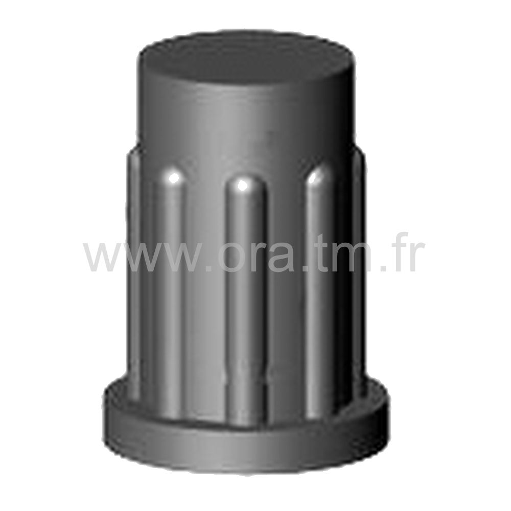 DSY - INSERTIONS PORTE ROULETTES - SECTION CYLINDRIQUE